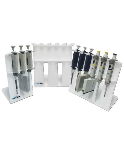 SureStand MultiChannel Capable Acylic Pipette Racks