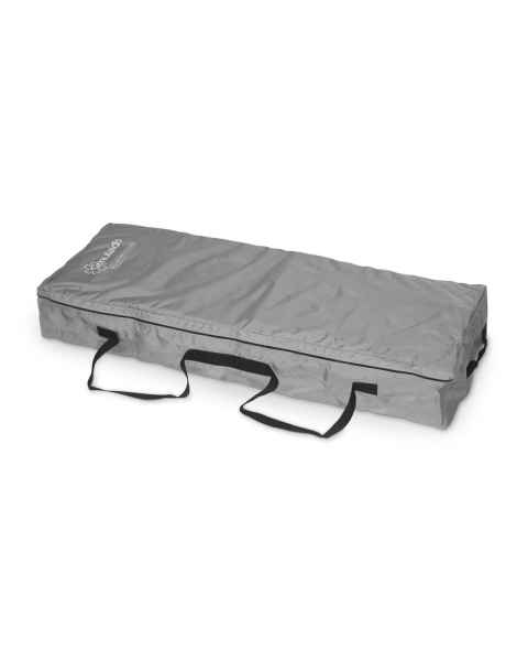 Simulaids Large Body Rescue Randy Carry Bag - Gray and Black