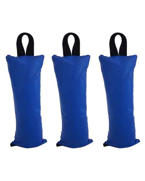 "PST-3SET-3 Pediatric Sandbag 3 Piece Set - 3 Lbs Size 5"" x 9"""