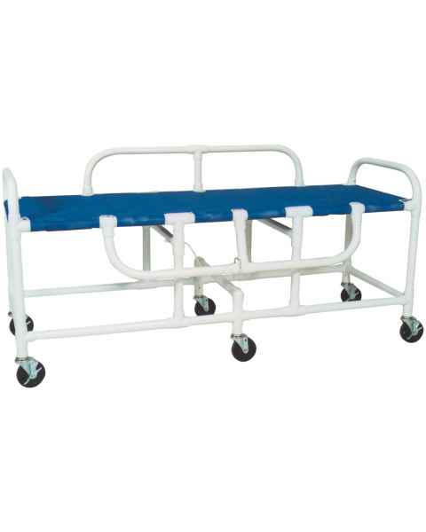 MR-Conditional Fixed PVC Sling Transport Gurney