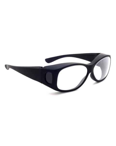 Model 33 Fit Over Radiation Glasses - Black