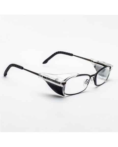 Model 400 Metal Framed Radiation Glasses - Black
