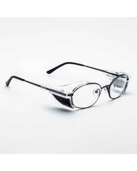 Model 700 Titanium Framed Radiation Glasses - Gunmetal