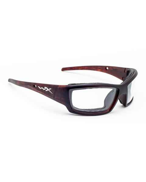 Wiley X Tide Radiation Glasses - Hickory Brown