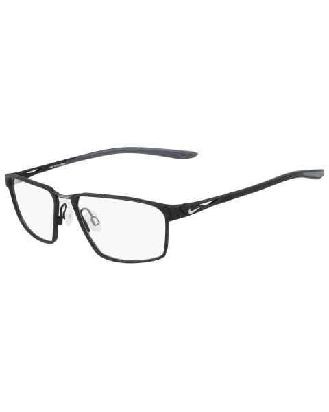 Nike 4310 Radiation Glasses - Satin Black/Dark Gray 009