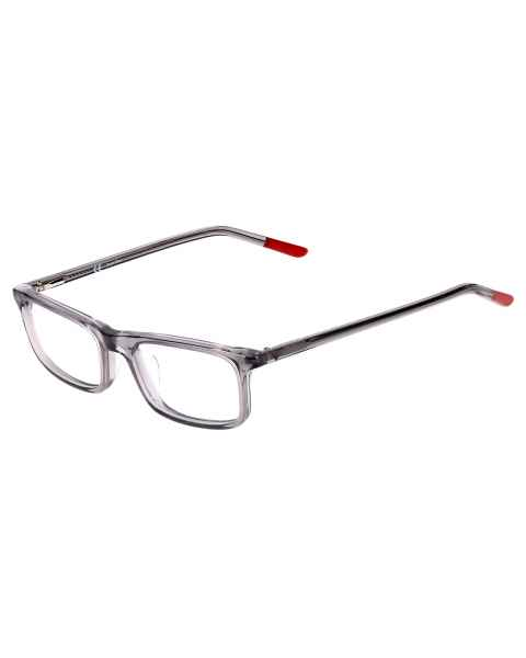 Nike 5540 Radiation Glasses Dark Grey Gym Red 060