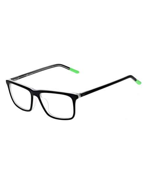 Nike 5541 Radiation Glasses Matte Black Electric Green 012 - Frame Size 51-14-135
