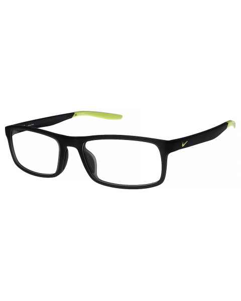 Nike 7119 Radiation Glasses - Matte Gridiron/Volt 037