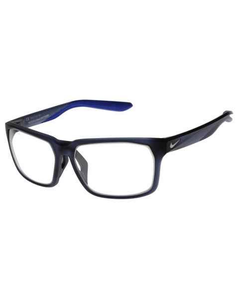 Nike Brazen Fury Radiation Glasses - Dark Grey/Racer Blue DC3294-021