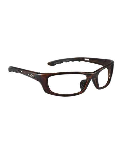 P-17 Wiley-X Radiation Glasses - Brown Tortoise