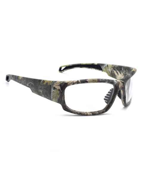 Model TP251 Wrap Around Radiation Glasses - Camouflage