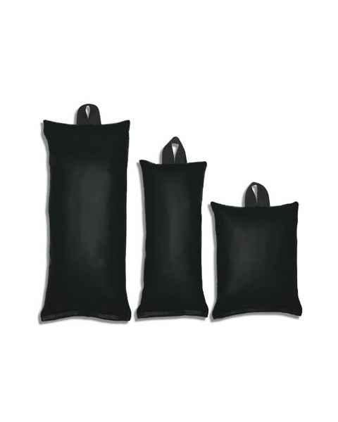 Femoral/Angio Sandbag  3-Piece Set - Standard Handles - Black