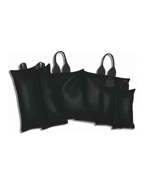 General Sandbag 6-Piece Set - Black Vinyl