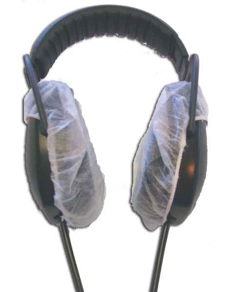 MR-Safe Large Sanitary Headset Covers