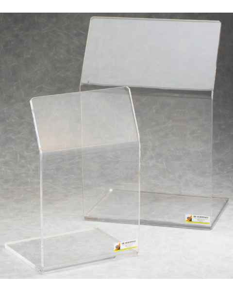 IBI Beta-Gard Acrylic Benchtop Angled Radiation Shields