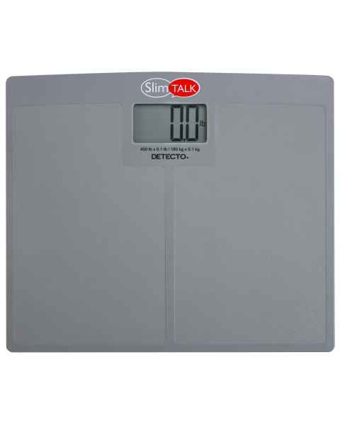 Detecto SlimTalk SlimTALK Digital Talking Scale