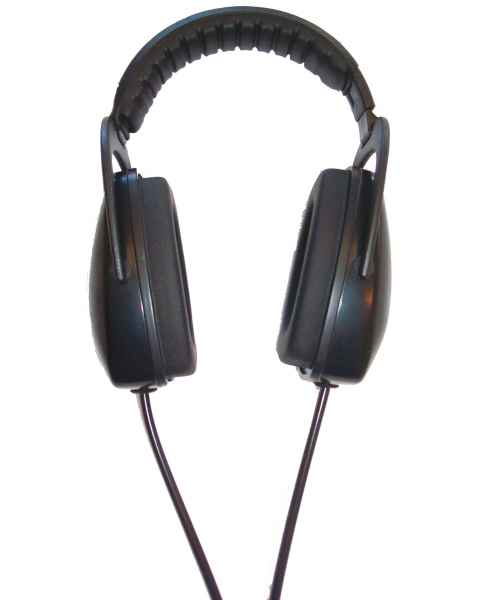 MRI-Safe Slimline Noise Guard Headset