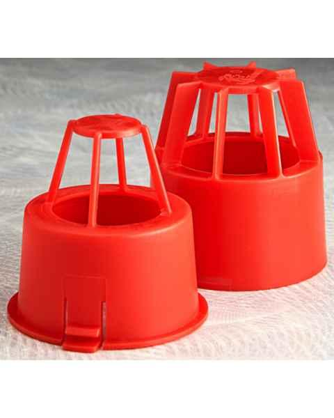 IBI Two-Piece Cap for 300mL Tunair Shake Flasks (No Lining)