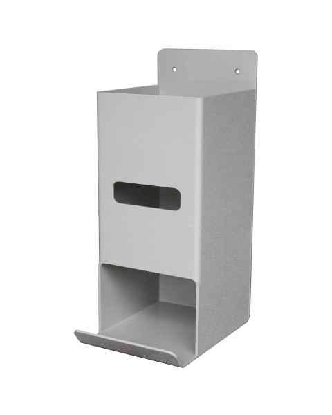 UM3133-WABS Surgical Scrub Brush Dispenser - White ABS