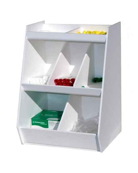 Storage Bin with 5 Bins