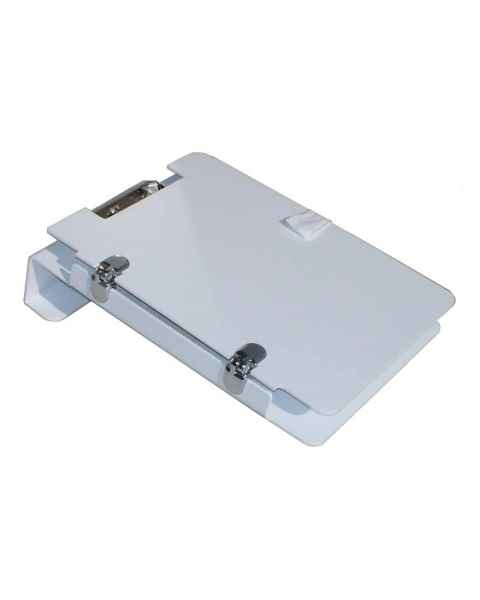 Over the Bed Clipboard with Cover
