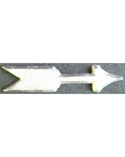 Unmounted Lead Arrows