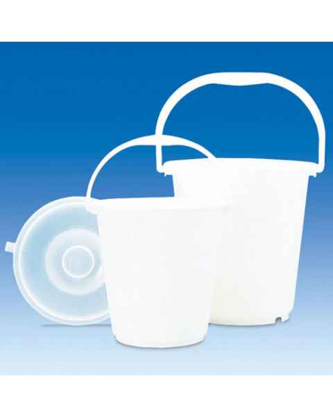 BrandTech High-Density Polyethylene (HDPE) Bucket with Handle