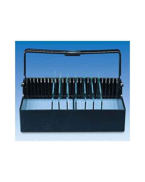 BrandTech Staining Rack - Polyoxymethylene (POM)