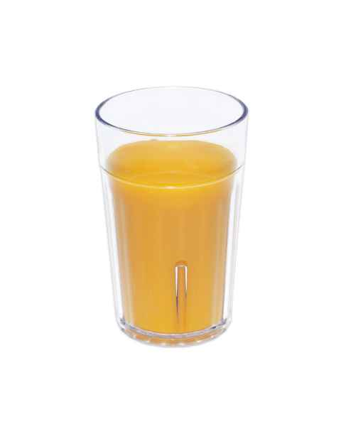 Life/form Orange Juice Food Replica - 4 fl. oz. (120 ml)