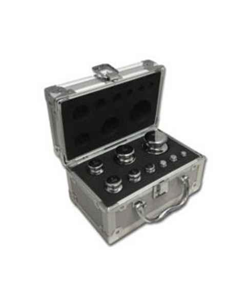 Accuris M1 Grade Calibration Weight Set, 9 pcs, 10g to 1000g