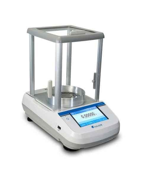 Benchmark W3102A-220 Accuris Analytical Balance Series Tx, Internal Calibration, Touch Screen, 220x0.0001g