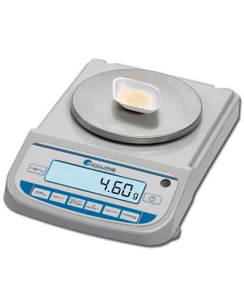 Accuris Precision Balances - Readability 0.001 to 0.01 Grams
