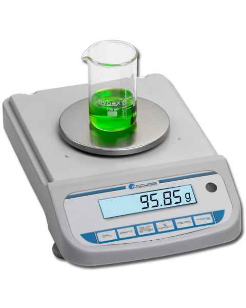 Accuris Compact Balances - Readability 0.01 to 0.1 Grams