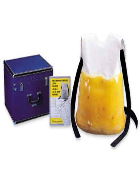 Life/form Body Fat Vest with Booklet - 20 lb.