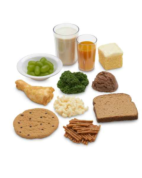 Life/form Carbo-Counting for Diabetes Food Package