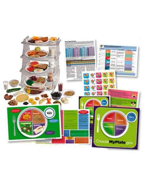 MyPlate Classroom Kit