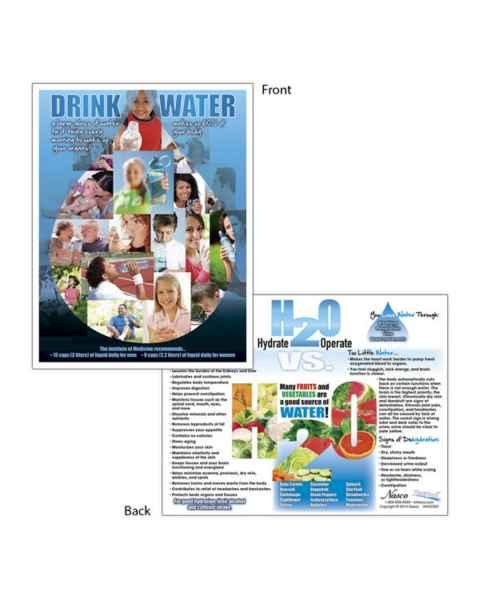 Drink Water TearPad