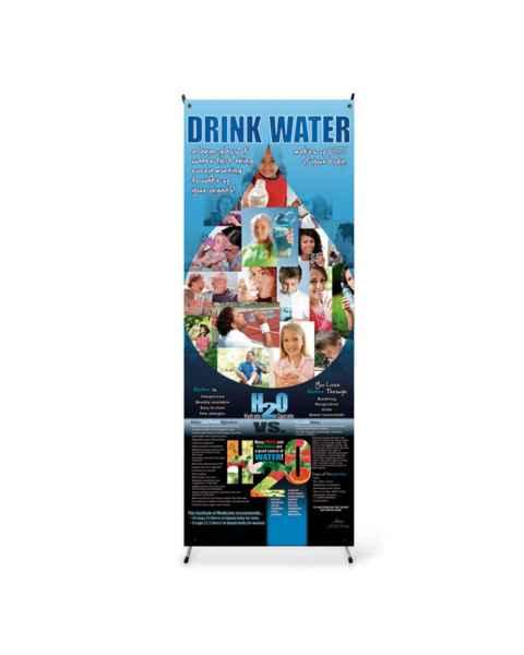 Drink Water Banner