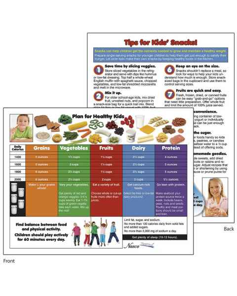 Nasco Healthy Kids TearPad