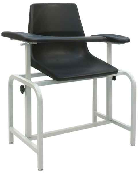 Blood Drawing Chair Plastic Seat