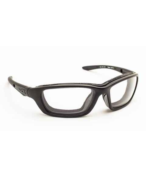 Brick Wiley-X Nylon Wrap Around Radiation Glasses