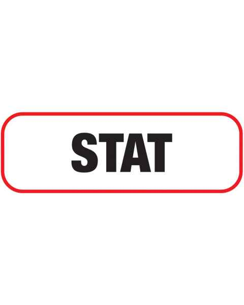 STAT Label