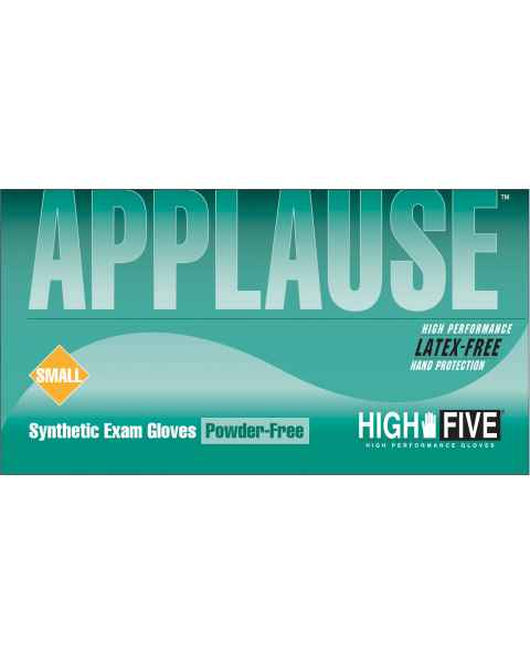 Synthetic Powder Free Exam Gloves