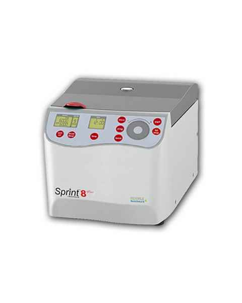 Benchmark Model Z207-A Sprint 8 Plus Clinical Centrifuge with 8 x 15mL Fixed Angle Rotor, 115V
