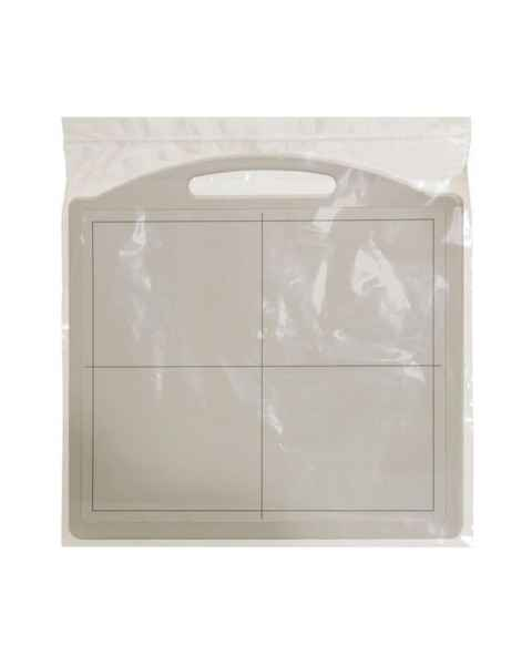 "18"" x 20"" Disposable CR/DR Cassette / Receptor Covers with Zipper Closure (Cassette not included)"