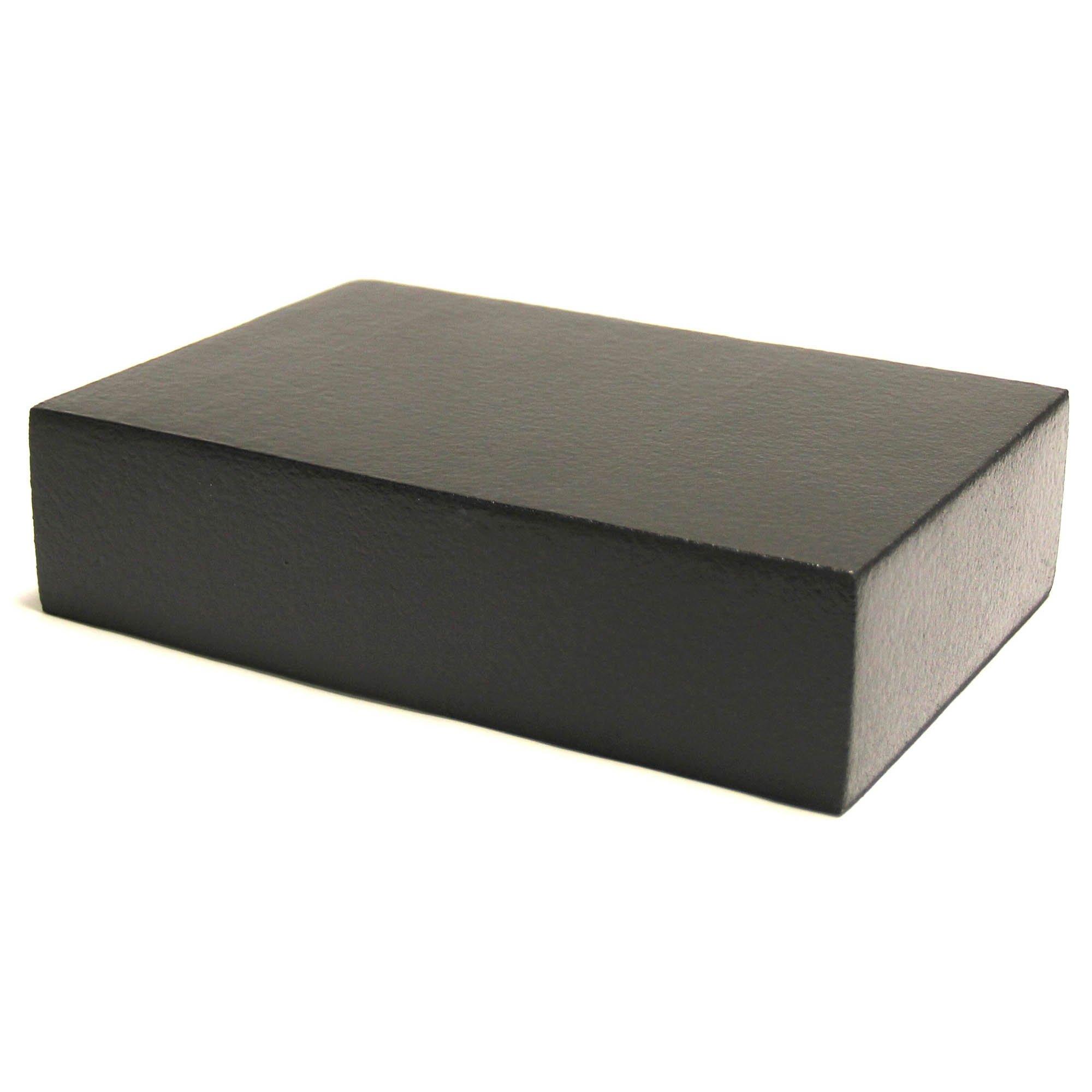 Rectangle Foam Positioner - ScanCoat Black - 3