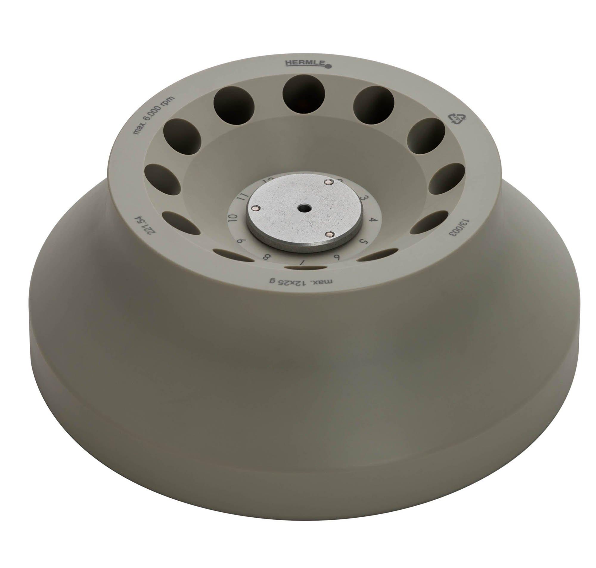 12 x 15ml Rotor