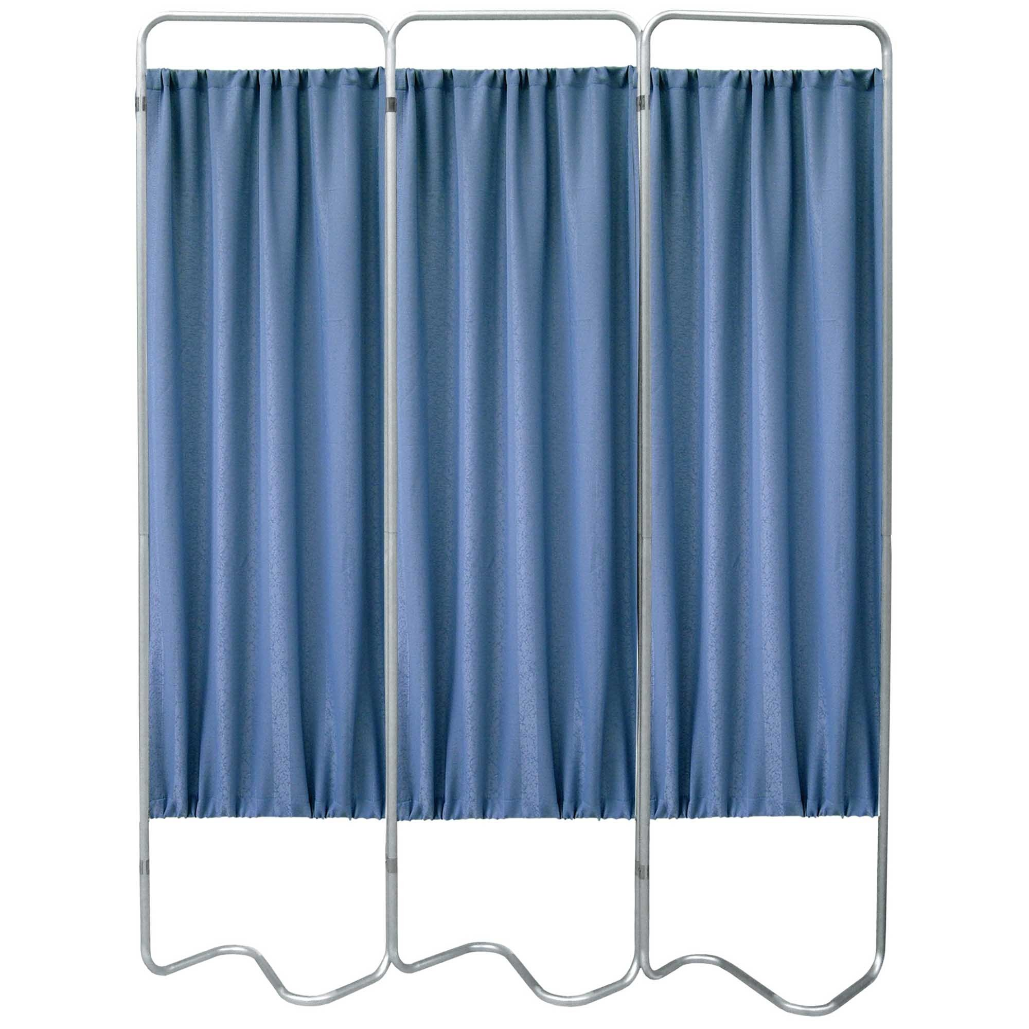 Beamatic 3 Section Folding Privacy Screen - Norway Designer Cloth Screen Panel