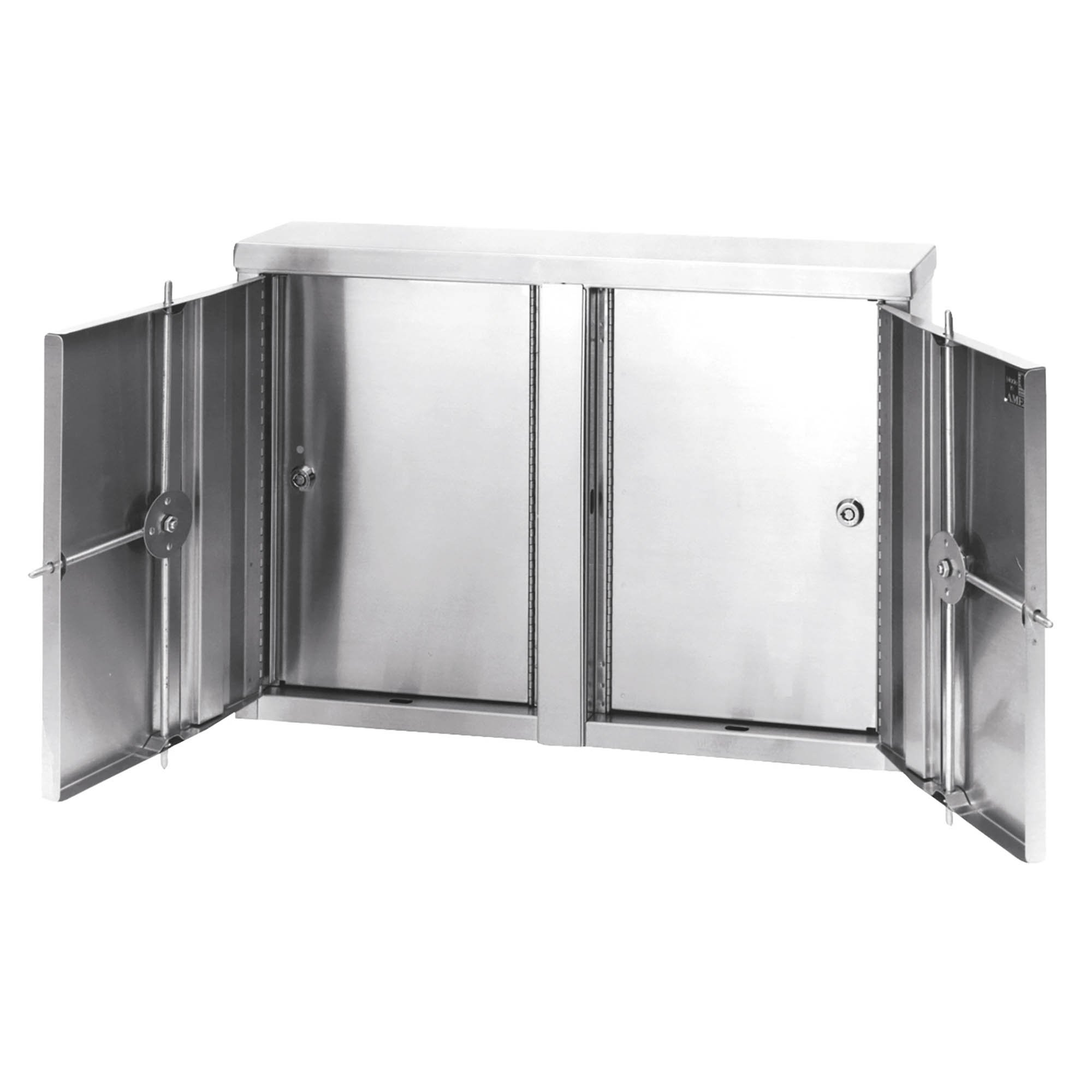 Medium - Low Profile Twin Narcotic Cabinet