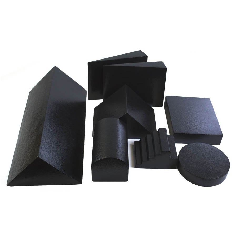 Standard R & F Positioning Kit - ScanCoat Black